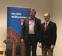 Mario Pecher und Andreas Weigel